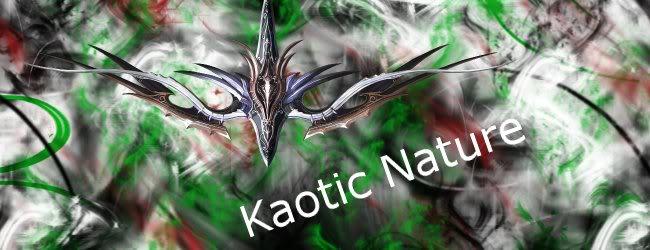 banner for website. KaoticNature