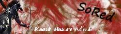 banner for website. SoRed