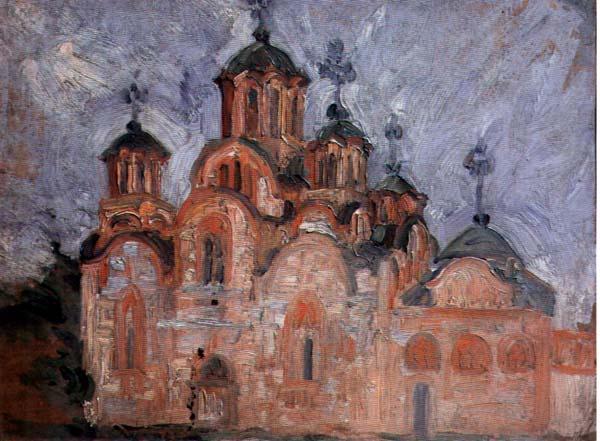 Nadežda Petrović Gracanica-1913