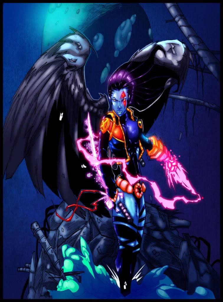 Kytara Braddock : Fallen Tira2