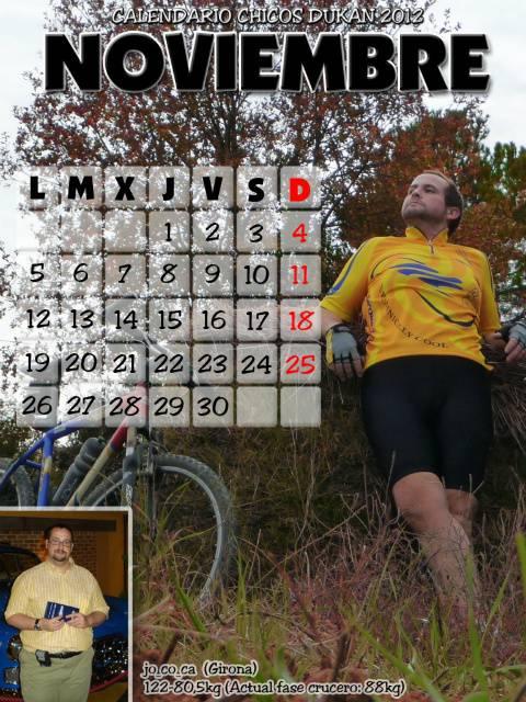 Calendario Chicos Dukan 2012 11_noviembre