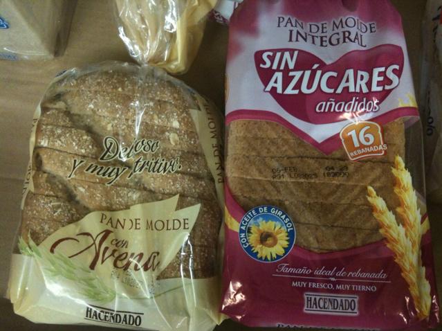 Pan integral de molde con avena hacendado? 5374a57b