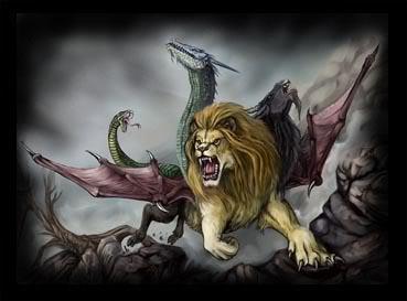 Mahluk Mitologi Di Seluruh Penjuru Dunia 14-12
