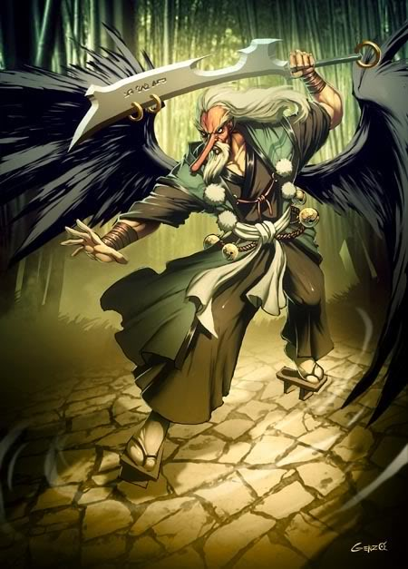 Mahluk Mitologi Di Seluruh Penjuru Dunia 30-1