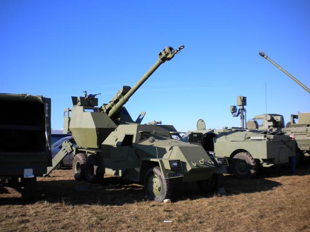 """""""Nora"""" izvozni adut srpske vojne industrije 0532"""
