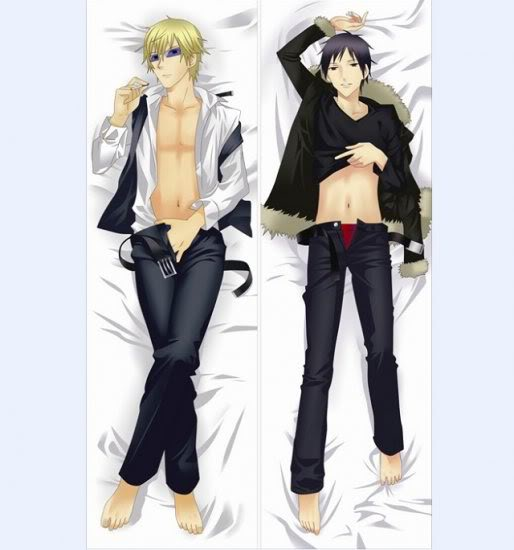 Dakimakura Untitled