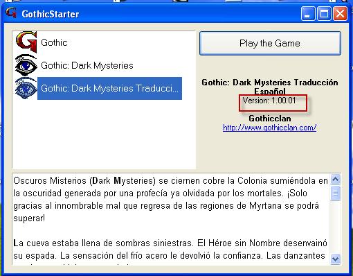 Descargar mod Darkmysteries en español Dark