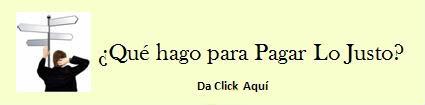 - Resumen de las Deudas liquidadas por los Foristas de Paga lo Justo Quehago