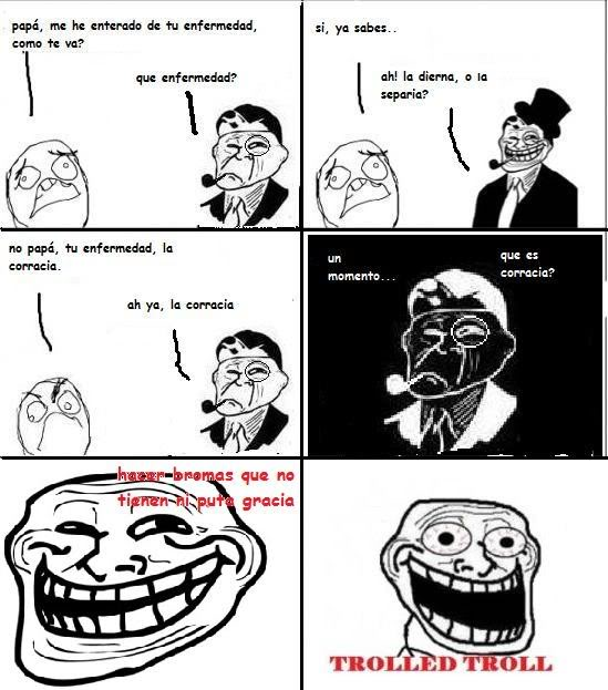 Viñetas trolldad (muy graciosas) XD Putada