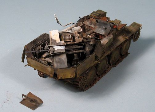 Bob's build A Dragon Flakpanzer 38(t) September 14th, All Finished!! - Page 2 Flak08