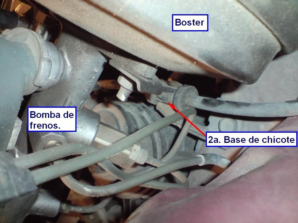 Cambio de chicote de Clutch de Nissan 2000GSR Chkt16