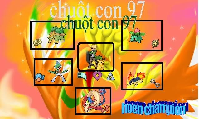 chuột con trainer card Chut97