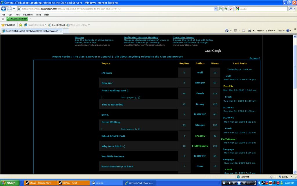 Forums! Messup1