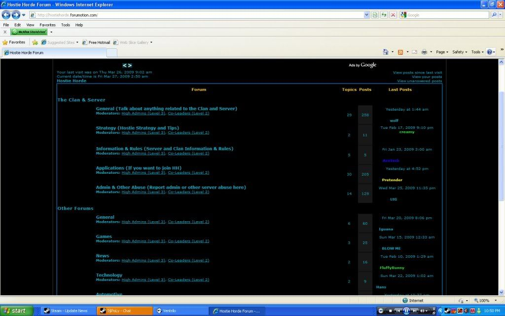 Forums! Messup2