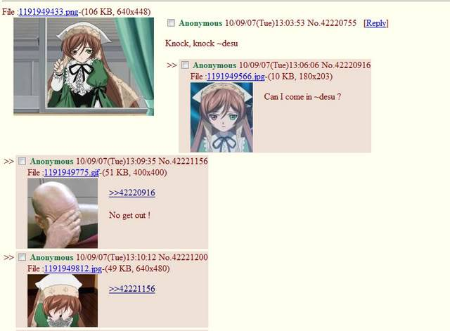 BECAUSE EVERY FORUM NEEDS A FUNNY PICTURE THREAD Desu