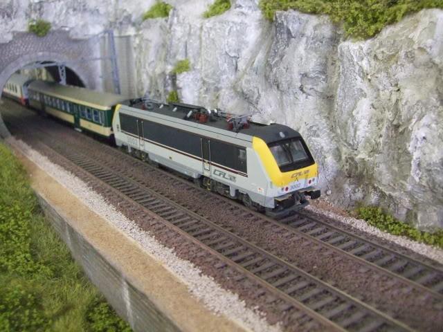Les compositions voyageurs sur la Ligne du Nord 1980 -2011 en H0 DSCF1370