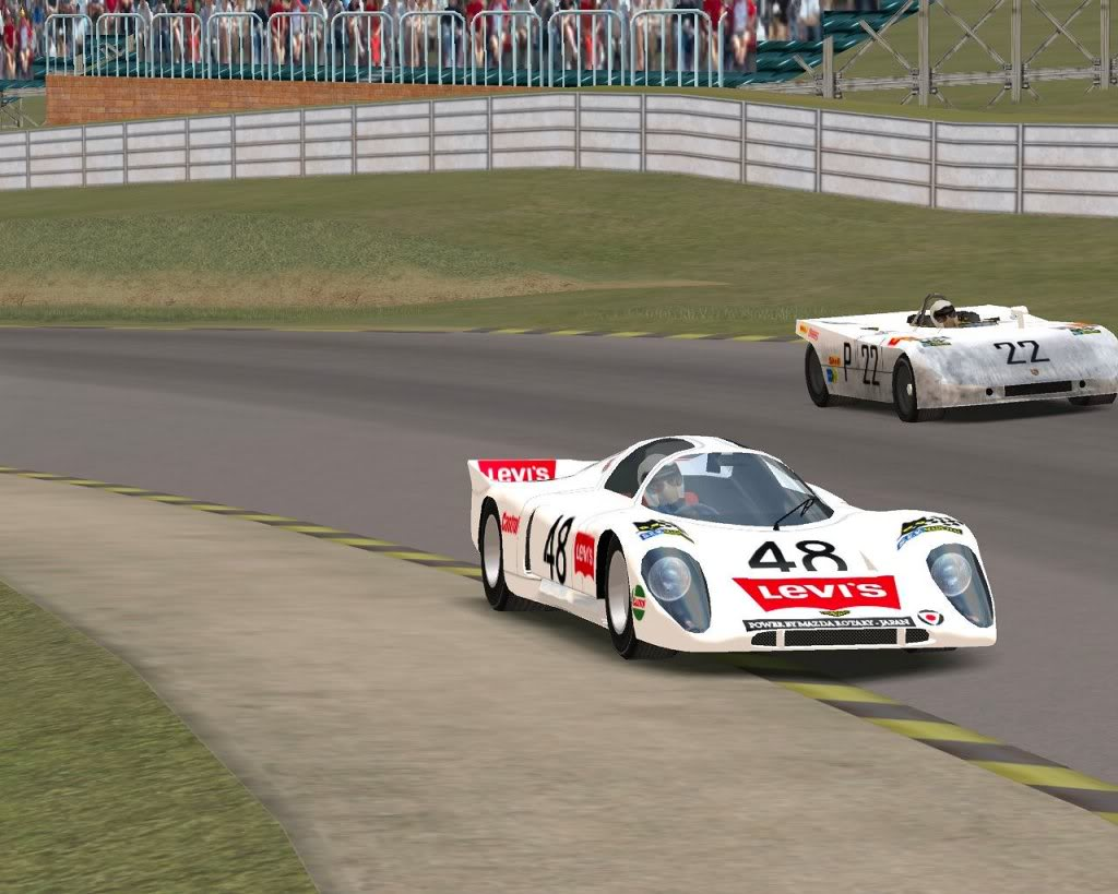 [WIP] Chevron B16 B16at70Kyalami2