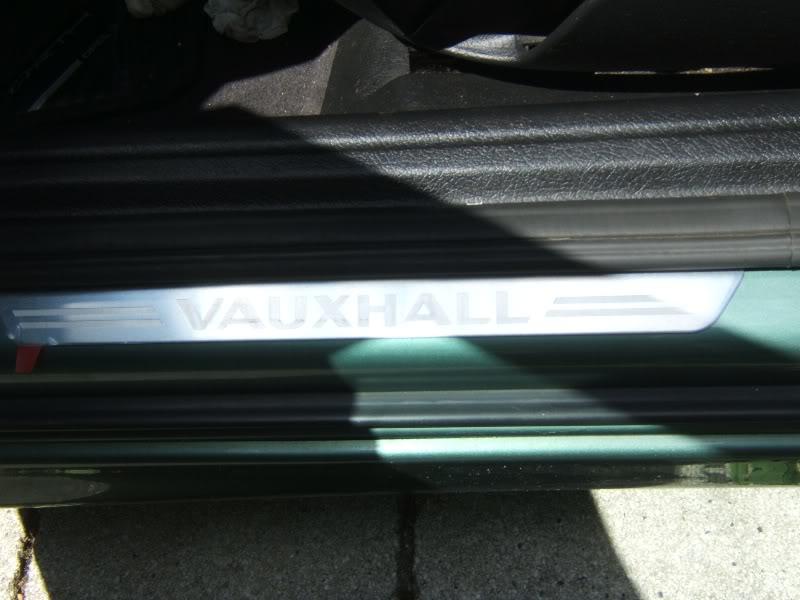 Meine Alltagsschleuder, Vectra B CC DSCF7144