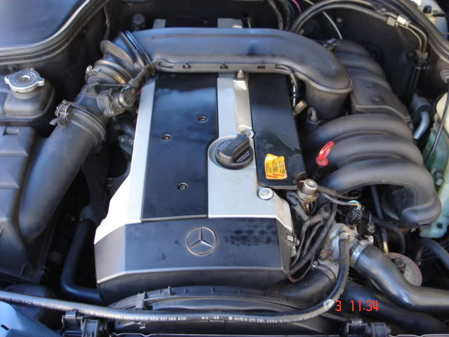Vendo C 280, Sport, Preta, 121.000 km - R$ 25.000,00 - VENDIDA DSC04412