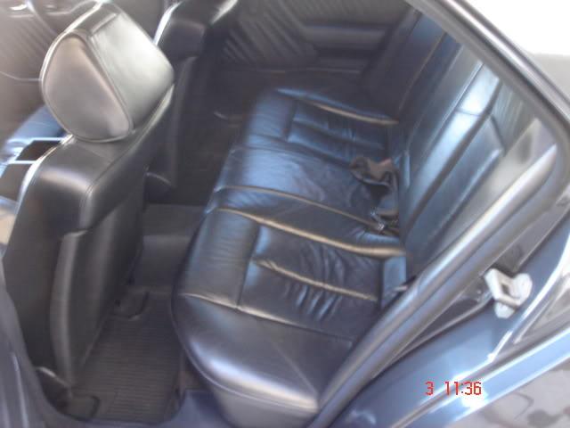 Vendo C 280, Sport, Preta, 121.000 km - R$ 25.000,00 - VENDIDA DSC04421