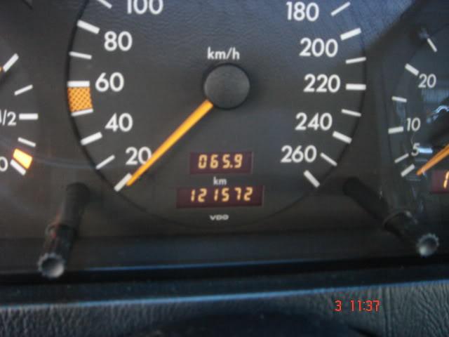 Vendo C 280, Sport, Preta, 121.000 km - R$ 25.000,00 - VENDIDA DSC04427