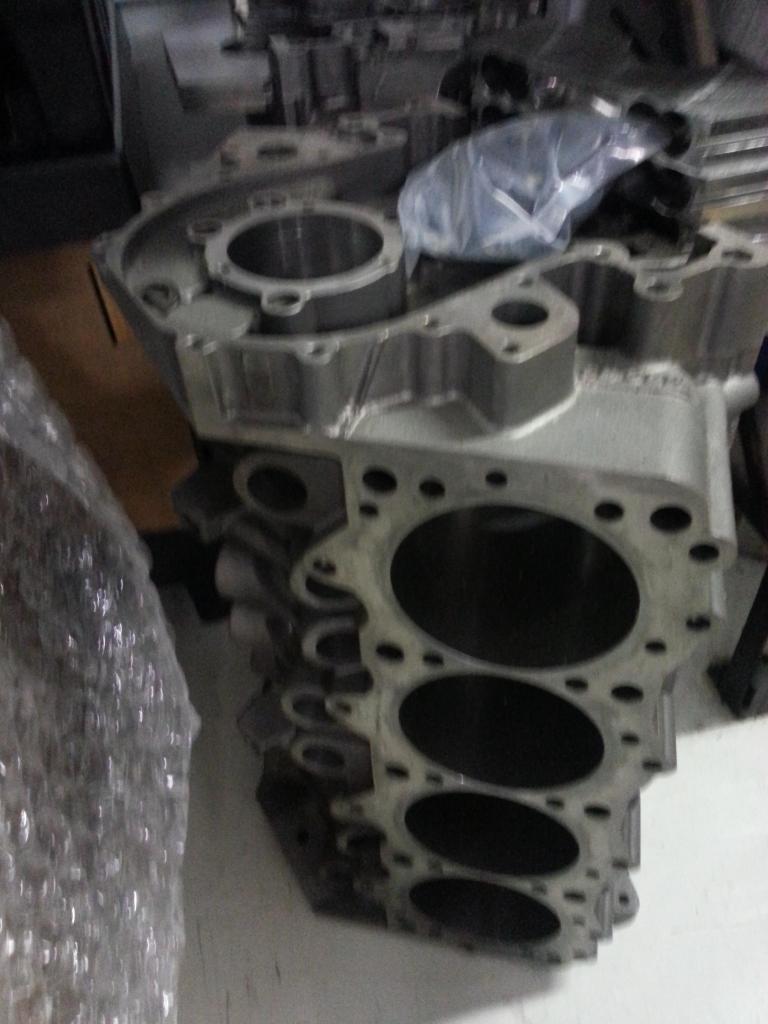 Ford Racing JC51 heads 20130228_124130