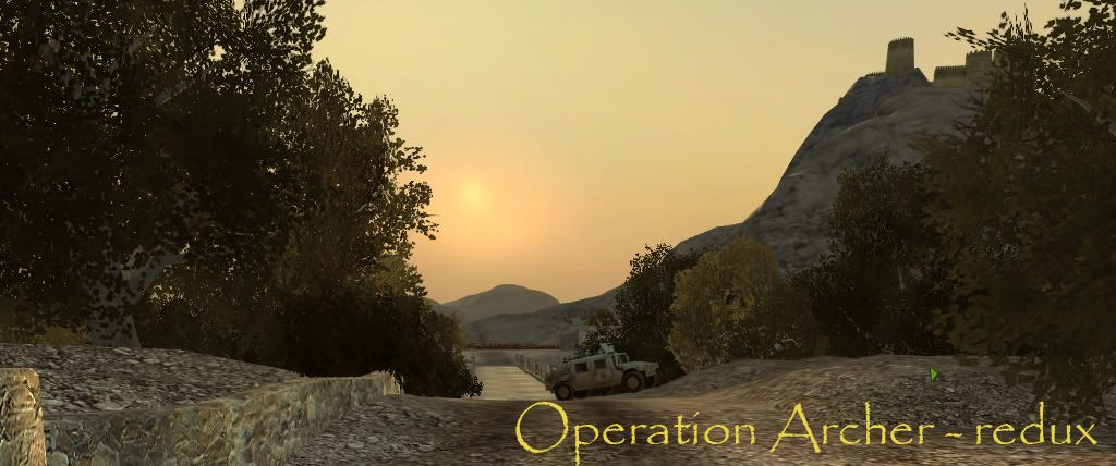 Operation Archer - redux BF2c