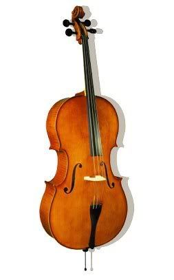 Pictures of ... instruments! Cello