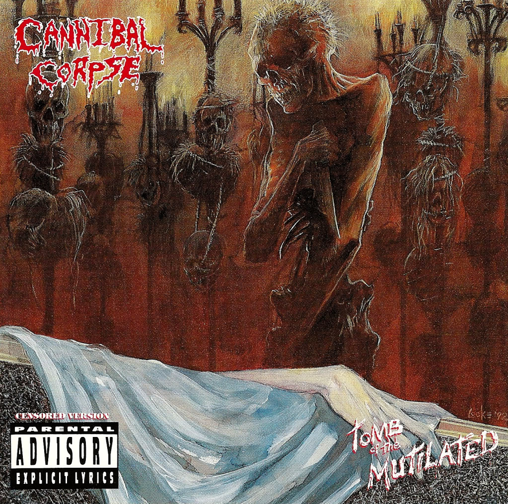 Cannibal Corpse - Tomb Of The Mutilated 0001