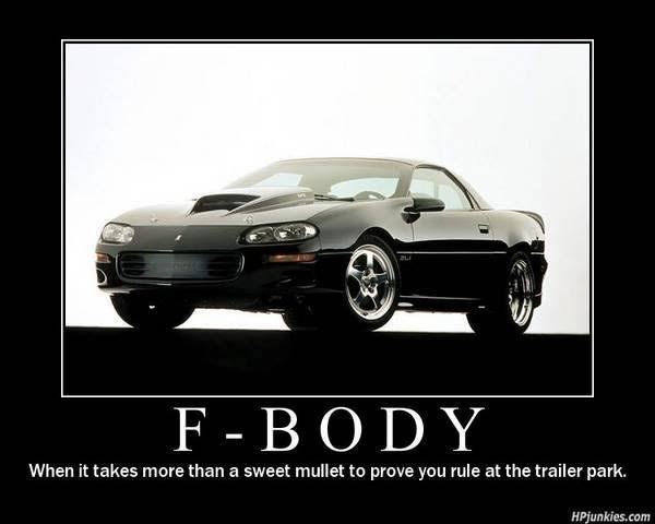f body