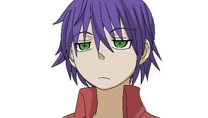 Kio Shimauma (Mister/Weapon) HiroIsNotAmusedByYourBullshit-1