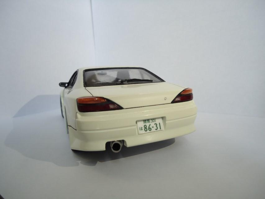 Nissan Silvia s15 Aoshima E4d55a2bde325b74e10a7338c1cb4188