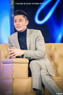Уоллес Хо / Wallace Huo / Huo Jian Hua  - Страница 3 719a40f1b02bd60c31aa71df836e6ca4
