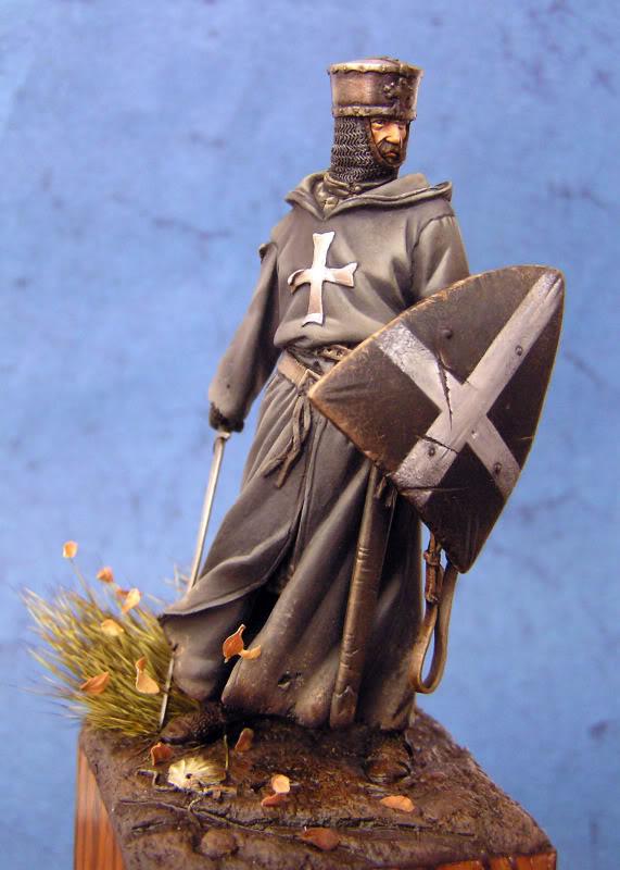 IFRIR, Hospitaller Crusading Knight P1010099