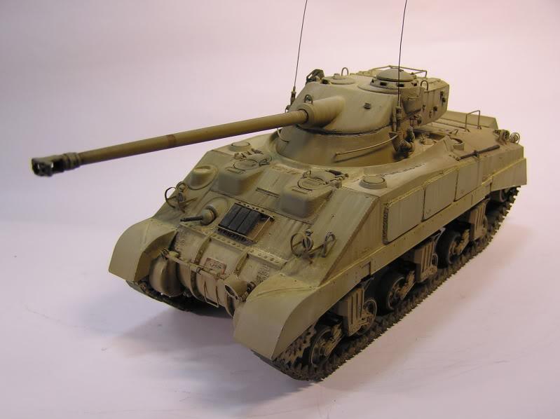 Egyptian Sherman M4/Fl10 P1010047