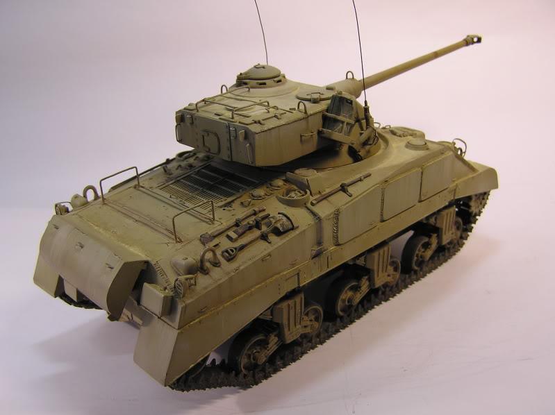 Egyptian Sherman M4/Fl10 P1010049