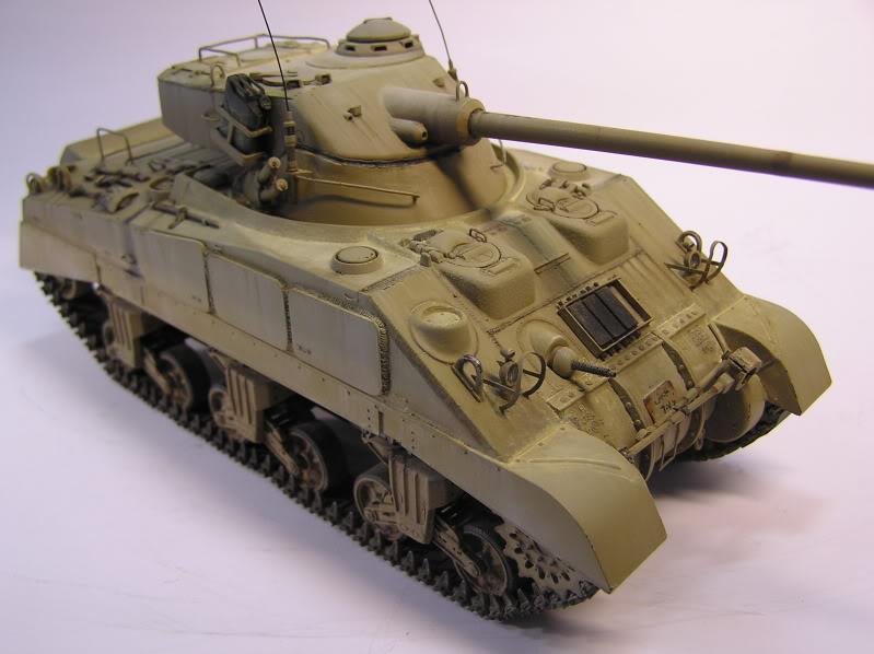 Egyptian Sherman M4/Fl10 P1010050