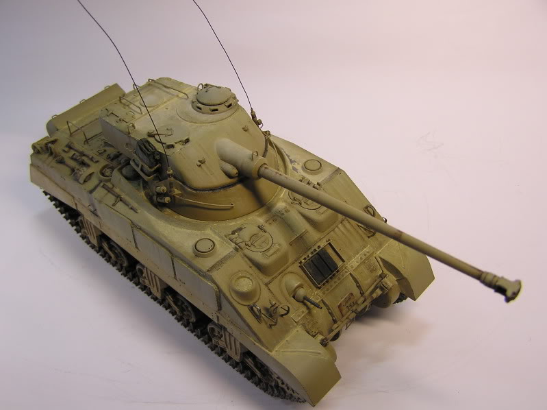 Egyptian Sherman M4/Fl10 P1010051