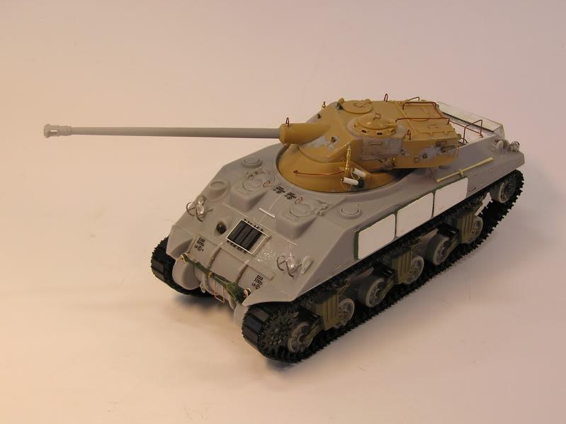 Egyptian Sherman M4/Fl10 P1010059
