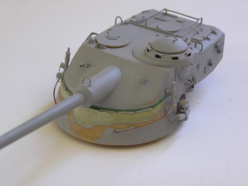 Egyptian Sherman M4/Fl10 P1010115