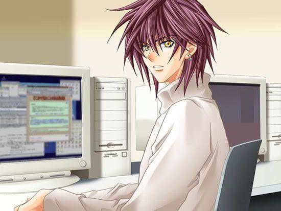 Creando el avatar en la web Computer
