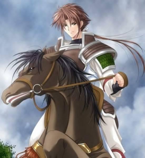 Chaos of magic (mature medieval/fantasy rp) Warrior