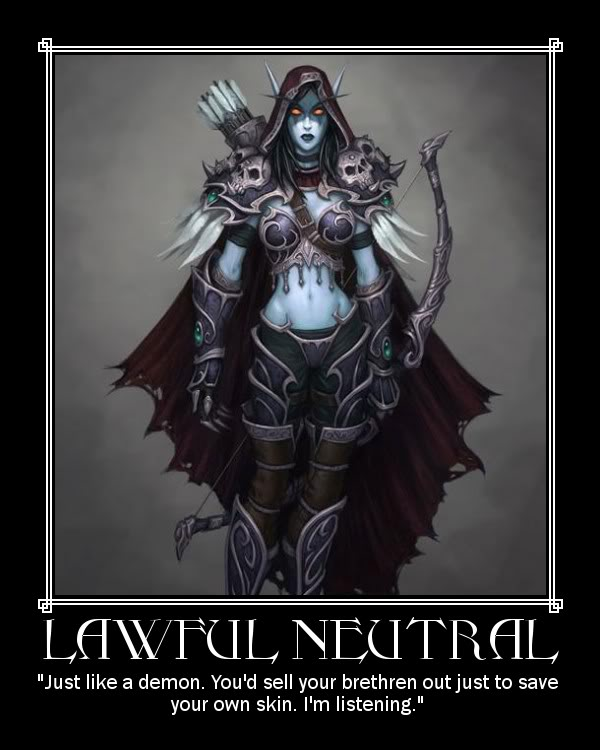 Alignments  LAWFULNEUTRAL-1
