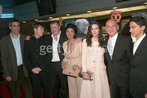 """""""House of Sand and Fog"""" New York Premiere. 2787890"""