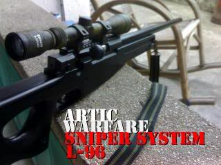 Sniper Rifles and Ghillies AWP