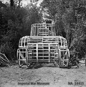 [Historia] La trampa del «Ejército Fantasma» de EE.UU. que engañó al mismísimo Hitler NA_014415-1