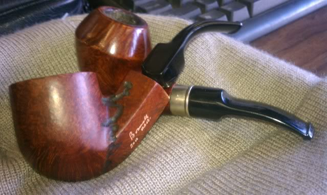 Finally got a Boswells pipe IMAG0114