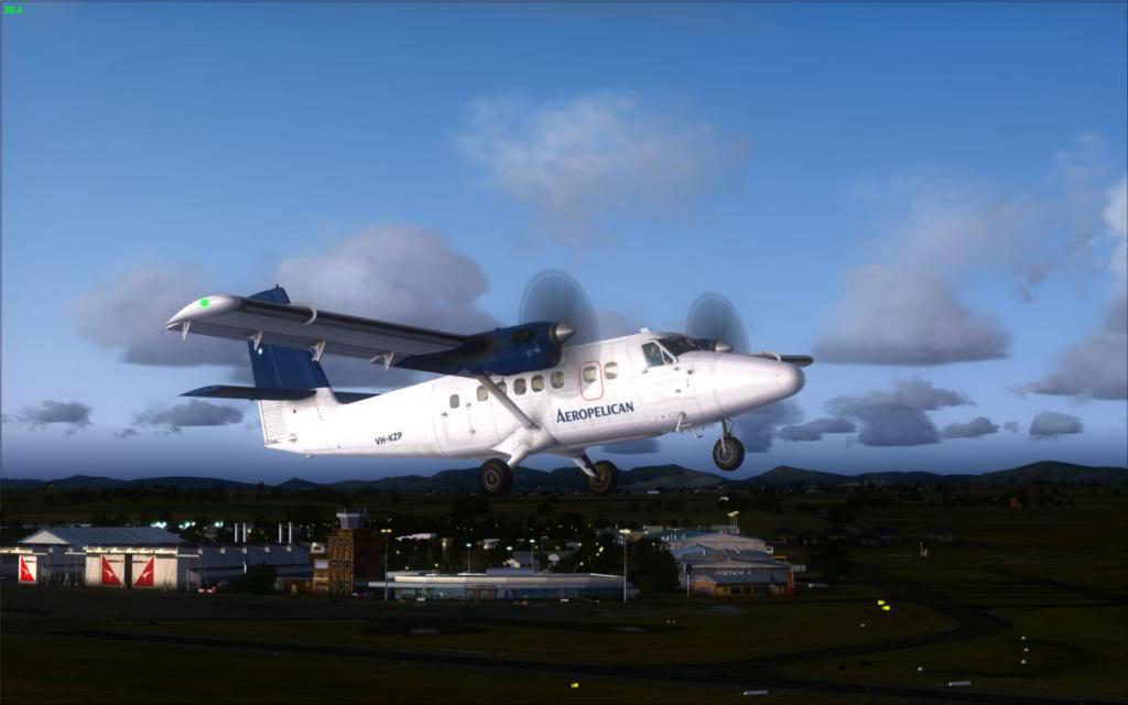 Tamworth - Aeropelican com DHC-6  2013-7-28_10-10-36-199