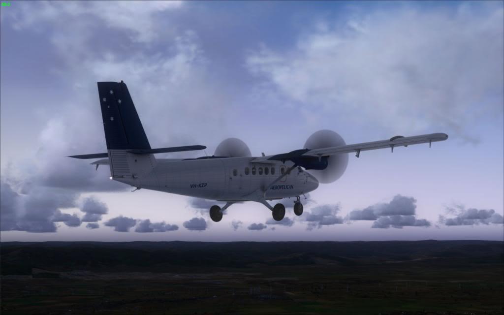 Tamworth - Aeropelican com DHC-6  2013-7-28_10-14-35-516