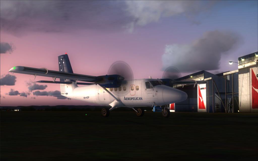 Tamworth - Aeropelican com DHC-6  2013-7-28_9-53-10-633